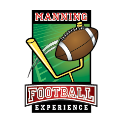 Manning Football Experience Logo