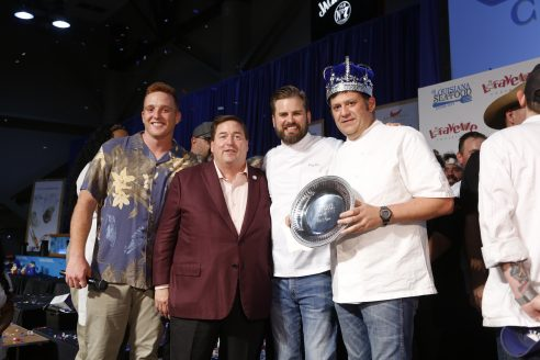 12th Annual Louisiana Seafood Cook-Off