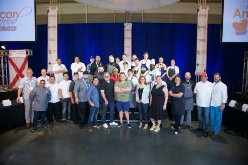 16th Annual Great American Seafood Cook-Off