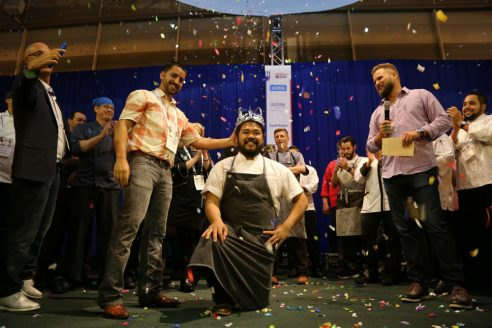 Great American Seafood Cook-Off 2017